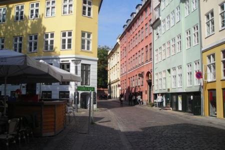 Eksklusiv lejlighed midt i København