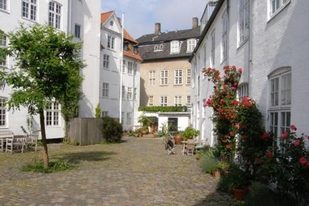 Unik bolig på Christianshavn - Kun til expats