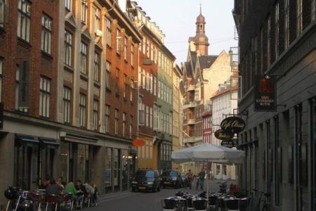 Skøn city lejlighed udlejes til expats